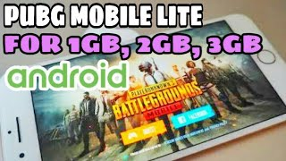 Download How To Download Pubg Mobile Lite On 3gb 4gb 1gb And 2gb