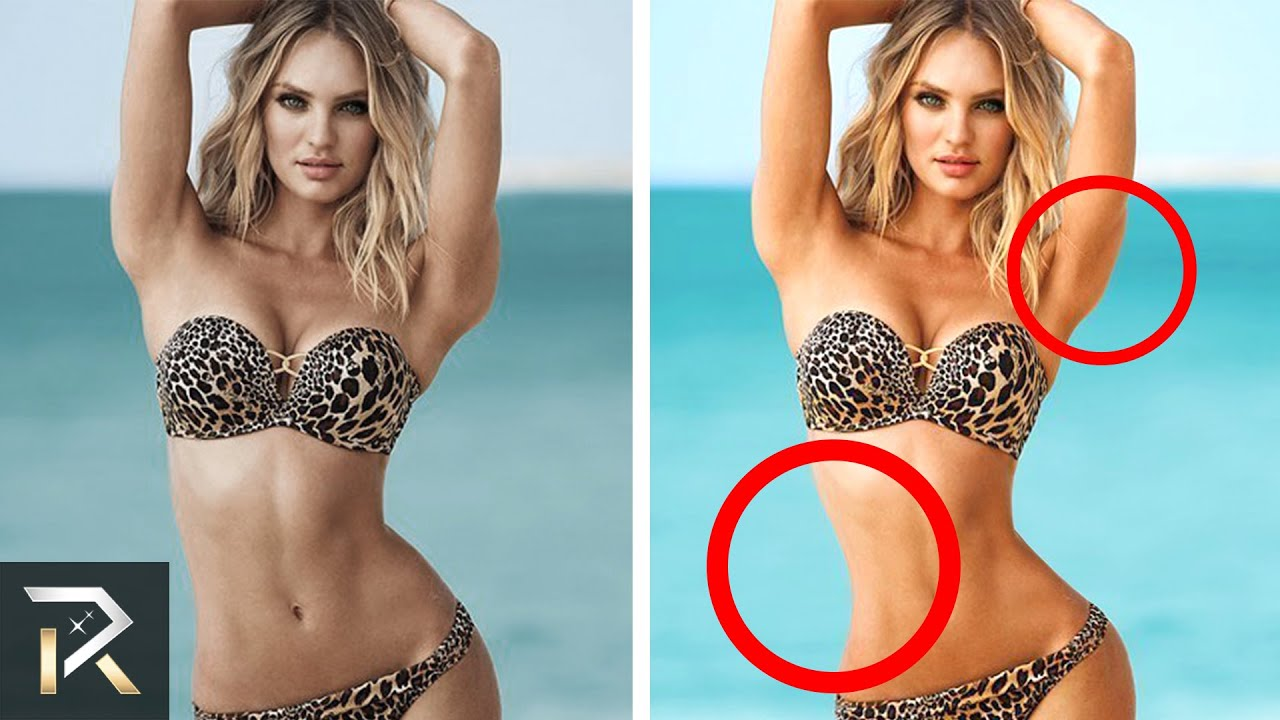 Magazine Photoshop Fails That Actually Got Published YouTube - This shocking video shows how photoshopped models are