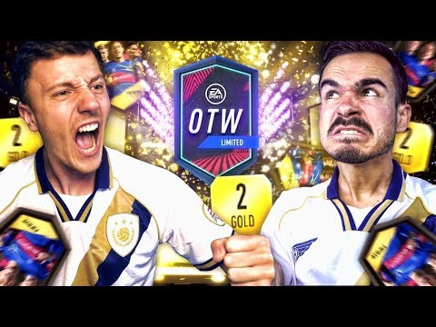 OMG 2 WALKOUTS in a row 😱🔥 FIFA 19 OTW PACK EXPERIMENT