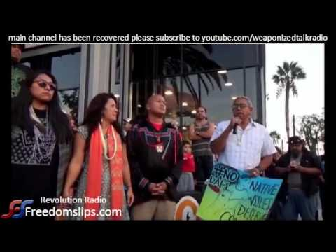 Dakota Access Pipeline - Protests