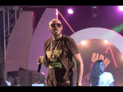 2Baba, 9ice, Oyinkanade, MzKiss, Saeon Moruda and more at Ibadan Countdown Festival 2016