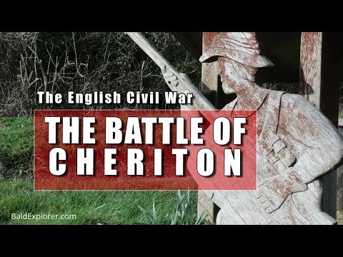The Battle Of Cheriton - The English Civil War