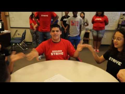 Sequoia Charter School Students Put A Rap Twist to Learning Greek and Latin Words