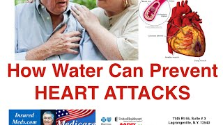 How Water Can Prevent HEART ATTACKS