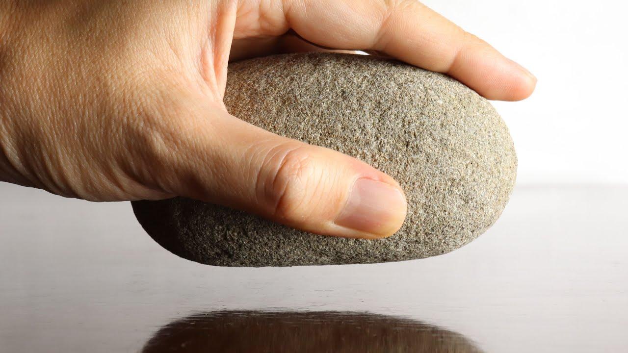 Pedras e a cozinha
