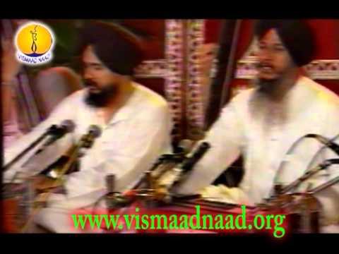 Dr Gurnam Singh : Raag Bihagra - Adutti Gurmat Sangeet Samellan 1991