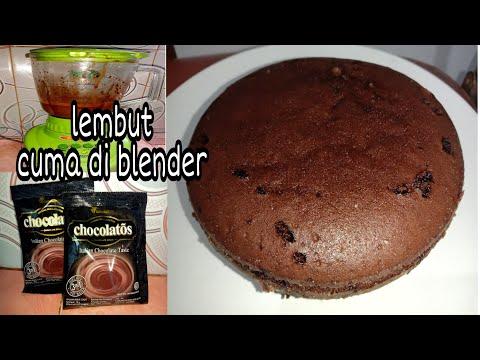 bolu-chocolatos-satu-telur-super-lembut
