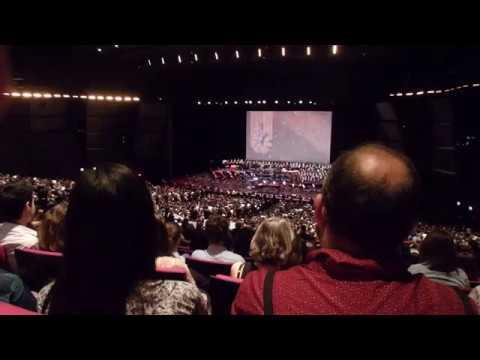 Joe Hisaishi au Palais Des Congrès - Laputa - Tenkū no shiro Rapyuta - Fanfare