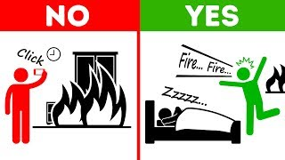 9 Tips to Surטive a Fire In a Hopeless Situation