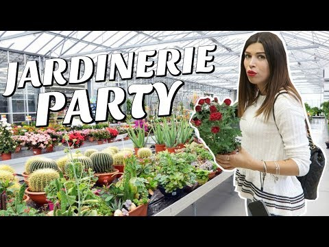 Jardinerie Party
