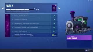 Fortnite (Fortnitemares)challenge glitch