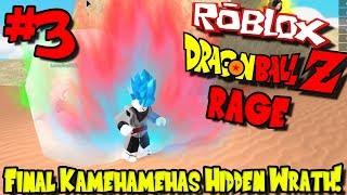 FINAL KAMEHAMEHA'S HIDDEN WRATH! | Roblox: Dragon Ball Z Rage Remastered - Episode 3