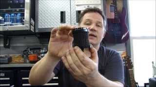 Motor Oil, Oil Filters, and Changing Oil