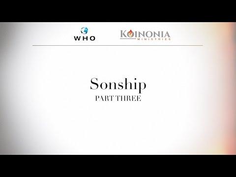 видео: Серия видео: Кто ты - Сыновство (Часть 3)