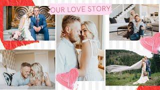 SAM AND LINDSAY'S LOVE STORY
