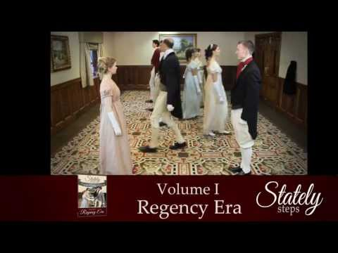 """Regency Era"" Volume I - DVD Preview"