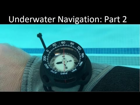 Underwater Navigation Part 2