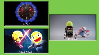 TOP 3 Amazing Pacman - Sound Variations in 130 Seconds