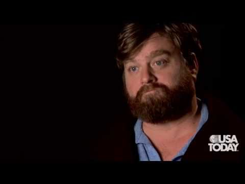 Five Questions for Zach Galifianakis