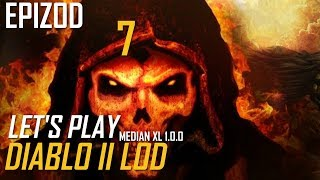 Let's Play Diablo 2 Lord of Destruction Median XL 1.0.0 - Epizod 7