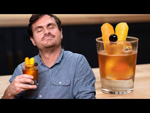 My Favorite Old Fashioned