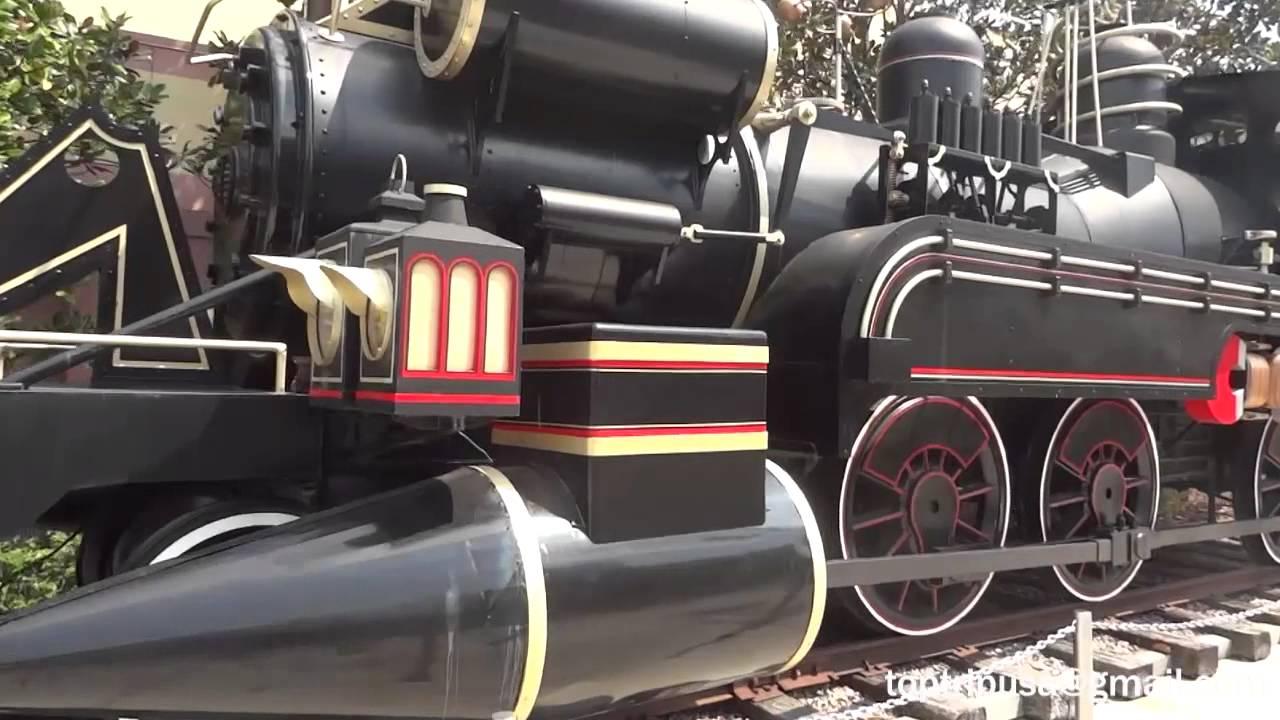 Back To The Future HD Train - Universal Studios Hotel
