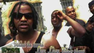 Behind the scenes-LOU LIVY & H.A.T.E. KLUB