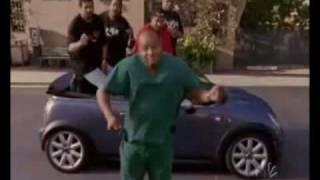 Turk dancing Rapper