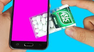 19 VERY FAST LIFE HACKS WITH TIC TAC