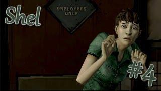 Shel - The Walking Dead: 400 Days #4
