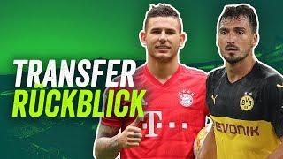 Der große Bundesliga Transfer-Rückblick 2019/20!