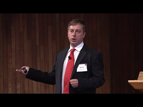 2015 Tech Day: Nanophotonics - Marin Soljacic '96