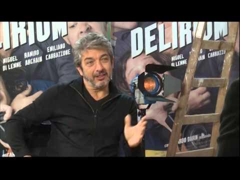 NOTICIERO AMERICA Presentación película DELIRIUM