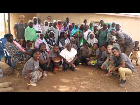 NFED Music Video: International Service ICS in Ghana