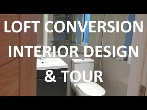 Loft Conversion - Interior Design and Tour - Fantastic Ideas for Loft Bedroom - Housing Market
