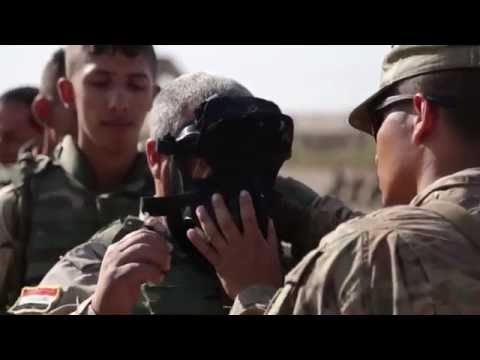 The 18th Field Artillery Brigade at Operation Inherent Resolve