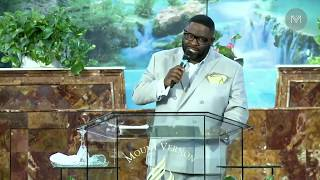 """Pastor Gregory Nelson: """"We're Not Easily Broken""""- March 7, 2020"""