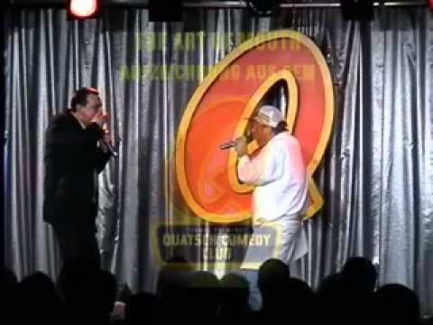 The Art of Mouth im QUATSCH Comedy Club Berlin