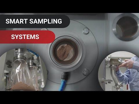 Smart Sampling Systems by Dinnissen Process Technology