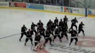 Ice Blacks, Haka