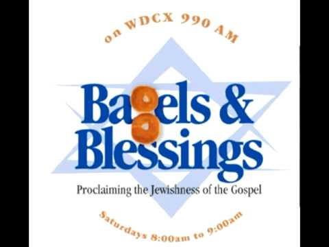 Bagels and Blessings radio interview pt1