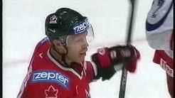 Jääkiekko Kanada -Tsekki loppuottelu 2005 MM -kisat