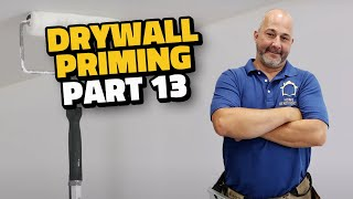 Complete Drywall Installation Guide Part 13 Painting