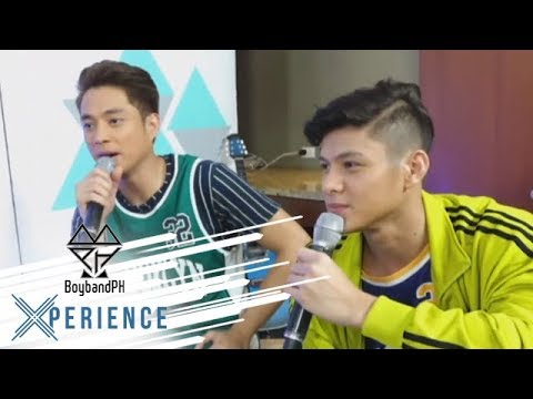 #BoybandPHXBounce Is it okay to show public display of affection? | BoybandPH Boy Talk (Part 1)