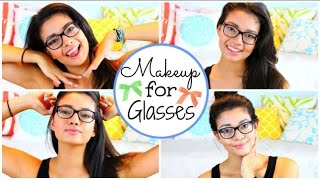 Makeup for Glasses! Thumbnail