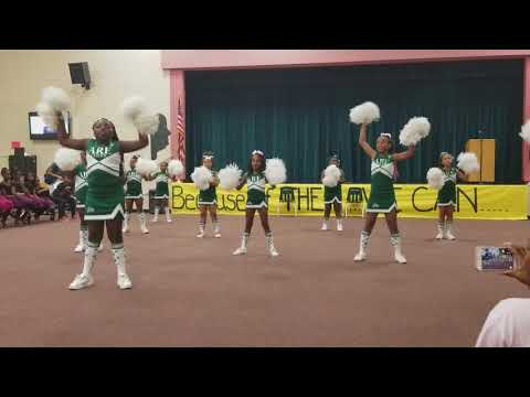 Andrew Robinson Elementary R3 Cheer Squad