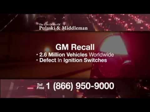 GM Recall Lawsuits