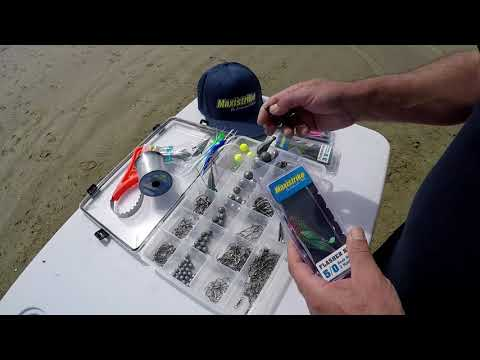 Packing Your Tackle Box For Surfcasting