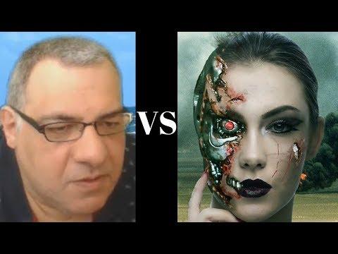 Kingscrusher takes on AlphaZeros little sister- Leela Zero (ID 187):Human vs Artificial Intelligence