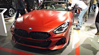 2020 BMW Z4 M40i - POV Walkaround Exterior & Interior - 2018 LA Auto Show